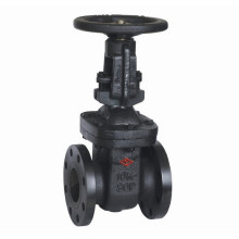 JIS 10k Cast Iron Rising Stem Flange Gate Valve