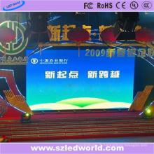 Panneau d'affichage à LED fixe polychrome d'intérieur 1r1g1b SMD pour la représentation d'étape (P3, P4, P5, P6)