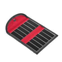 Professional manufacuturer water portable mobile solar charger cell phone
