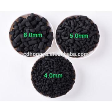 Fabricante CTC60 carvão ativado à base de carvão