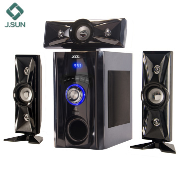 Home theater sistema india para pequena sala