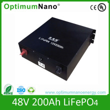 48V 200ah LiFePO4 Battery for Solar System