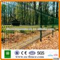Valla de pvc de diferentes tamaños / malla de alambre valla