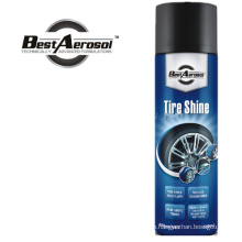 Tire Shine Wheel Shine Tire Cleaner Car Care Aerosol