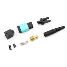 MPO Fiber Optical Connector for Round or Ribbon Cable