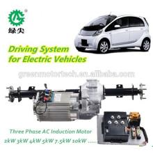 24V AC electric vehicle motor