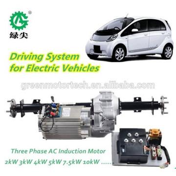 24 V AC Elektrofahrzeugmotor