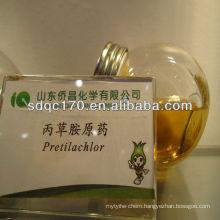 herbicide pretilachlor 95%TC
