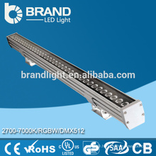 Ip67 Waterproof Cool White LED Wall Washer, DMX RGB LED Wall Washer