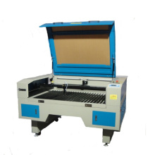 Top Quality Textile Fabric CO2 Laser Cutting Machine GS1490 60W