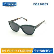 Alta qualidade Acetato Material quadros com Tac lente óculos de sol em massa comprar da China