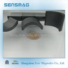 Permanent Ferrite Ceramic Arc Magnet Motor Magnet