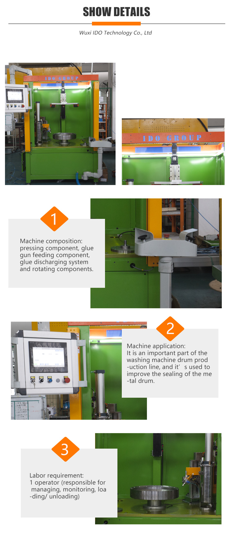 Production Line Flow 2