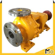 Pompe centrifuge d'aspiration d'extrémité d'acier inoxydable pour la boisson
