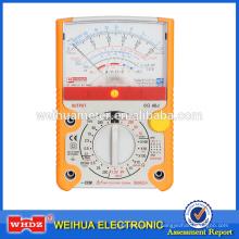 Multimètre analogique avec CE et ROHS le plus chaud Multimètre analogique HD390B