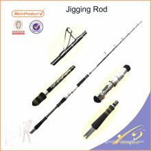 JGR009 Jigging rod tige vierge srf nano lente tige de lancement