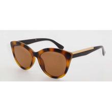 Gafas de sol de plástico Gafas de sol de mujer