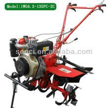 Mini rotary cultivator