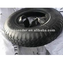 pneu de carrinho de mão 4.00-8