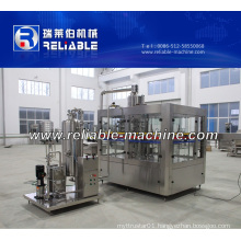 Automatic Bottle Carbonated Soda Beverage Plant