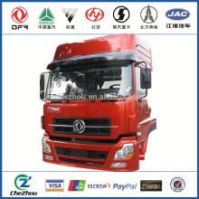 Cabina de camiones pesados de Dongfeng, unidad izquierda y derecha