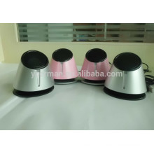 high quality usb 2.0 speakers for table pc, laptops