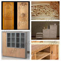 1300*2500mm cnc machine wood carving bedroom furniture