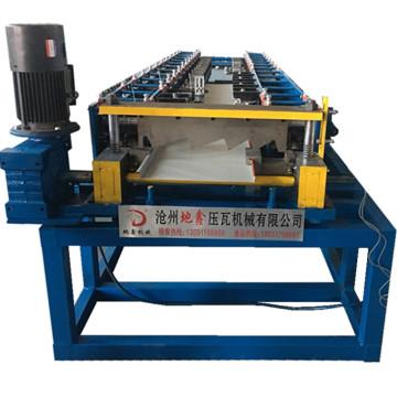 Iron Sheet aluminium Profile Panel Roof Forming Machine