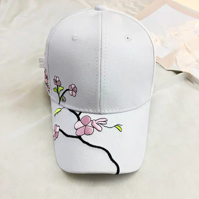 Outdoor Baseball Embroidery Hat