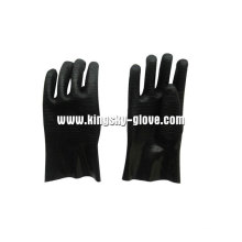 Guantlet Cuff Black Neoprene Industrial Glove (5341)