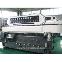 good quality and high efficient glass straight line edging polishing machine
