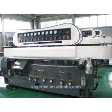 boa qualidade e afiação de linha reta de alta vidro eficiente máquina de polimento