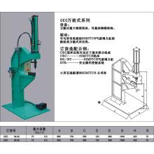 Prensas de inserción de sujetadores (totalmente automático o semiautomático con diferentes modelos)