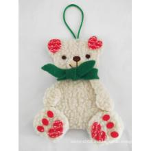 Симпатичный плюшевый медвежонок