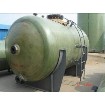 GRP Combined with PVC / PP / PE / PVDF Tank