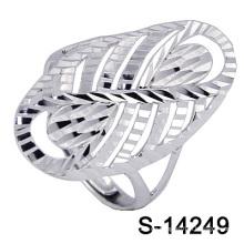 Neue Design Mode Silber Schmuck Ring für die Dame (S-14249)