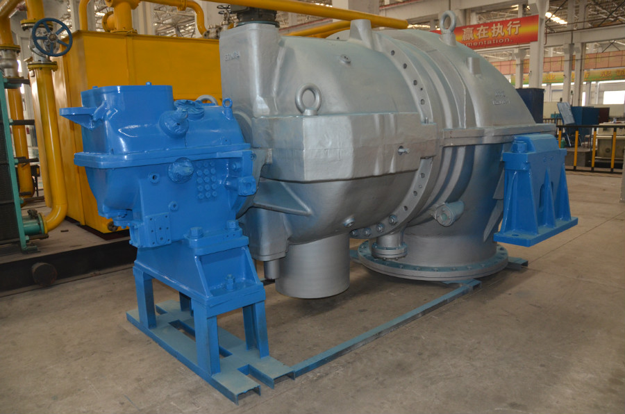 Condensing Steam Turbine (8)
