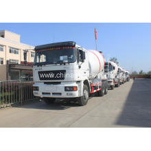 SHACMAN F2000 10M3 cement mixer truck