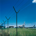 Steel Wire Welded High Security Airport Fence