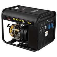 Gasolina del generador del inversor del tanque de combustible plástico del CE 8kw (WH8800I)
