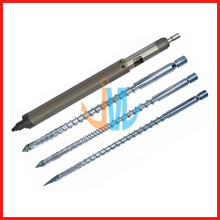 Barril de un solo tornillo / cilindro de un solo tornillo de inyección / un solo tornillo y cilindro para máquina de inyección de plástico
