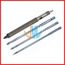 Cilindro de parafuso único / cilindro de parafuso único de injeção / parafuso único e cilindro para máquina de injeção de plástico