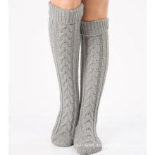 Mode-Design-Männer / Frauen-Unisex gekämmte Baumwollsocken, kundenspezifische Socken
