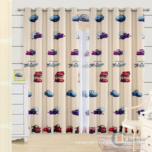 China high quality children curtain fabric
