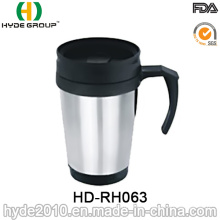 High Quality 14oz Double Wall Stainless Steel Travel Mug