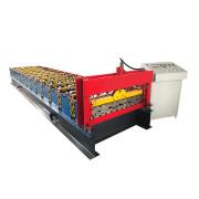 IBR Trapezoidal Sheet Roll Forming Machine