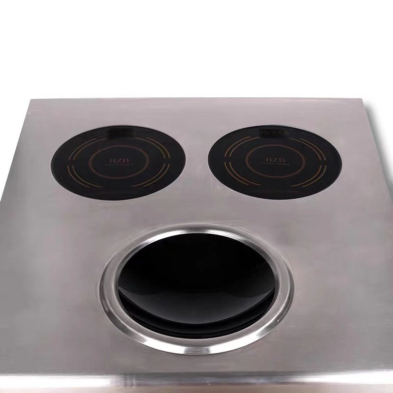 5000 watt induction cooktop