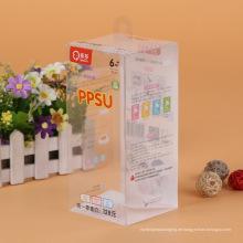 China Hersteller Eco-Friendly Kunststoffkisten für Krankenpflege (PVC-Box)