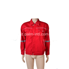 100% Cotton Red Jacket