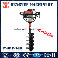 2015 High Quality 4 Strokes Ground Drill for Digging